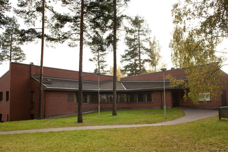 Kalevan seurakuntatalo